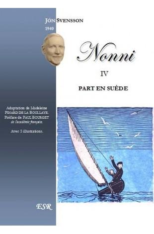 NONNI - PART EN SUÈDE