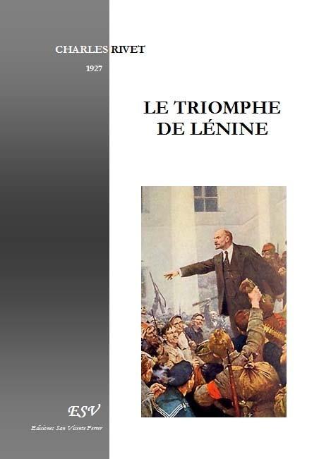 LE TRIOMPHE DE LÉNINE