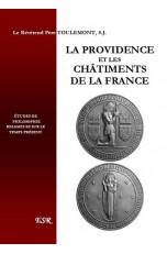 LA PROVIDENCE ET LES CHÂTIMENTS DE LA FRANCE