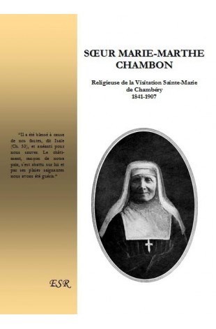 SŒUR MARIE-MARTHE CHAMBON