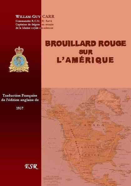 BROUILLARD ROUGE SUR L'AMÉRIQUE